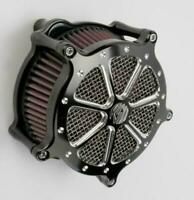 Air Cleaner For XL Sportster RSD Venturi Speed 7 Platinum Cut 0206-2005-BMP HB