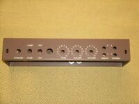 5E3 Chassis For TWEED DELUXE, SATIN '63 BROWN,  FENDER 5E3 CLONE, USA made