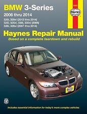 2006-2014 BMW 320i 320xi 325i 325xi 330i 330xi 328i Repair Shop Manual 2169