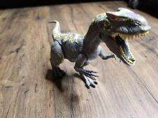 Jurassic World Dino Rivals Roarivores Allosaurus Action Figure 2017 Mattel Works