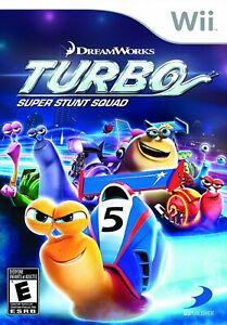 Turbo: Super Stunt Squad - Nintendo  Wii Game