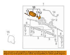 GM OEM Steering Gear-Electric Power Steering Motor 19117588