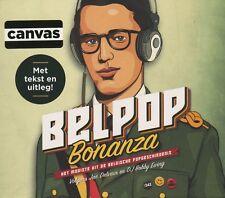Belpop Bonanza : Het mooiste uit de Belgische popgeschiedenis + rarities (3 CD)