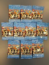 NEW Lego Minifigures DISNEY SERIES 2 LOT OF 10 Unopened Unsearched Packs 71024