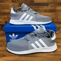 *NEW* Adidas Originals X_PLR (Men's Size 8.5) Running Sneakers Grey Shoes