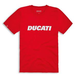 New Ducati Ducatiana 2.0 T-Shirt Mens L Red #987700985