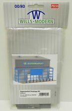 Wills Modern SSM310 - Supermarket Frontage Kit                OO / HO Gauge