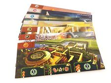 7 Wonders Replacement / Expansion Complete Wonder Player Game Board Set 7pc