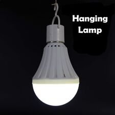 US Emergency LED Light Bulb With Rechargeable Battery For Hurricane Power Outage
