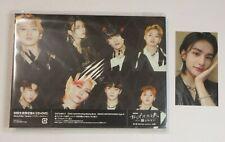 Stray Kids Scars Limited Edition A CD+DVD+Hyunjin Photo Card JAPAN