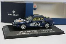 Ixo 1/43 - Maserati Coupe Cambiocorsa 90e anniversaire L'Uomo sulla Luna 69