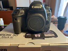 Canon EOS 5D Mark IV 30,4 Mpx Fotocamera Reflex - Nera (Solo Corpo) Sconto 5%