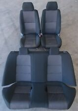 Toyota JDM Altezza / IS200 SXE10 3S-GE beams cloth seat set fronts and rear #10E