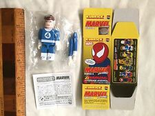 MEDICOM TOY MARVEL MISTER FANTASTIC KUBRICK SERIES 4 BRICK ACTION FIGURE NM BOX!