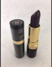 Revlon Super Lustrous 663 Va Va Violet Deep Violet Lipstick New & Sealed