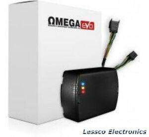 Omega OM-EVO-CHRT4 Remote Start/ T-Harness combo for Chrysler, Dodge, Jeep & VW