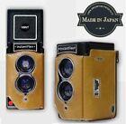 MiNT LEATHER Case for TL70 2.0 Flex Twin-Lens Instant Instax Mini film Camera