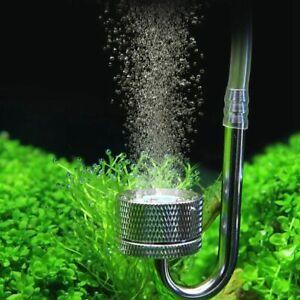 CO2 Atomizer Fish Tank Accessory Aquarium CO2 Diffuser Bubble Atomizer
