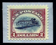 US Scott 4806, Inverted Jenny Biplane, $2 Airmail, Mint, Unused Single