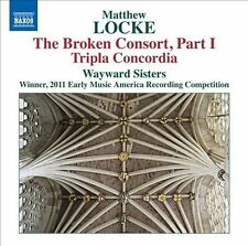 Locke: The Broken Consort, Part 1; Tripla Concordia