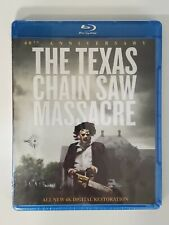 The Texas Chainsaw Massacre (Blu-ray, 40th Anniversary Limited Edition) 1974