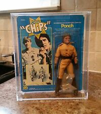 MEGO CHIPS 8 INFIGURES ACRYLIC CASES THIS SALE IS FOR ACRYLIC CASES ONLY NO TOYS