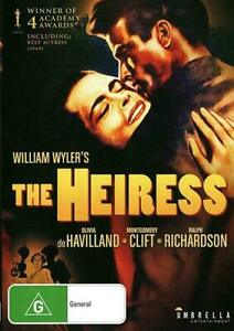 The Heiress (DVD) NEW/SEALED [All Regions]