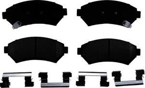 Disc Brake Pad Set-OEF3 Ceramic Front Autopart Intl 1424-639909