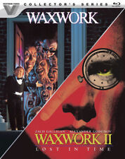 Waxwork / Waxwork II: Lost In Time (Vestron Video Collector's Series) [New Blu-r