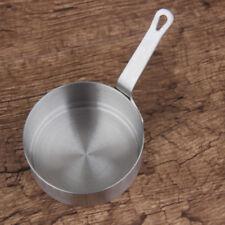 Petite casserole de cuisson au lait en acier inoxydable Pan Casserole de