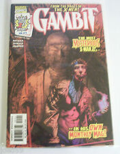 Marvel comics Gambit 1998 #1