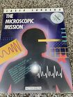 Laser Surgeon The Microscopic Mission Activision 1987 Tandy Color Computer - New