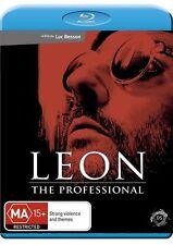 *BRAND NEW SEALED* Leon - The Professional (Blu-ray, 2010) Luc Besson /Jean Reno