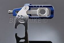 Sollevatore Regolatore staffa di montaggio LighTech argento Aprilia RSV4 R/
