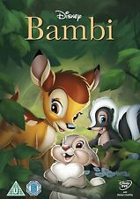 Bambi - Walt Disney - [DVD]   ( Brand New & Sealed )