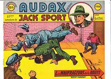AUDAX 66 JACK SPORT (BOB DAN) ARTIMA 1952 TBE/N