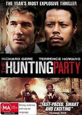 The Hunting Party (DVD, 2008) Richard Gere.