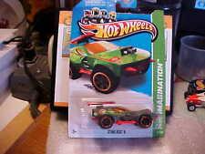 2013 Hot Wheels Treasure Hunt Sting Rod ll