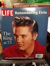 Life Special Edition, Remembering Elvis Presley, The King at 75   Brand New