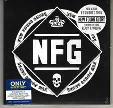 NEW FOUND GLORY: RESURRECTION CD BEST BUY EXCLUSIVE WITH ART CARDS BRAND NEW