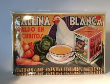 TIN SIGN SPANISH PRODUCE-COOKING 30CM X 20CM-kitchen-shop-wallart-shop-promotion