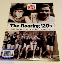 Time Life The Roaring 20S The Decade That Changed America Special Edition