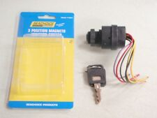 IGNITION SWITCH OUTBOARD 11831 FITS MERCURY MARINER MAGNETO PUSH TO CHOKE 2 KEYS