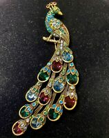 Heidi Daus Thanks- Giving Crystal Accented Pin