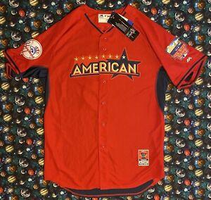 Majestic 2014 MLB All Star Game New York Yankees Masahiro Tanaka Baseball Jersey