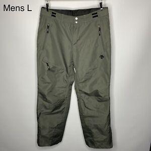 Descente Waterproof Ski Snowboard Pants Mens Large