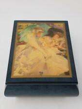 Museum Of Fine Art -Boston -John Singer Sargent - Simplon Pass:Reading Music Box