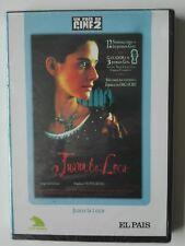 JUANA LA LOCA - DVD - VICENTE ARANDA - PILAR LOPEZ DE AYALA - NUEVO - EL PAIS