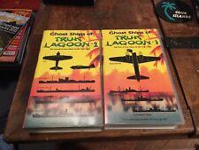 Ghosts Ships of Truck Lagoon - Wreck Scuba Diving 2 x VHS