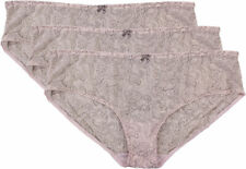 3 Stk. Schiesser Damen  Slip Slips rosa Hipster DS87  Gr. 44 / 2XL  UVP 68,85